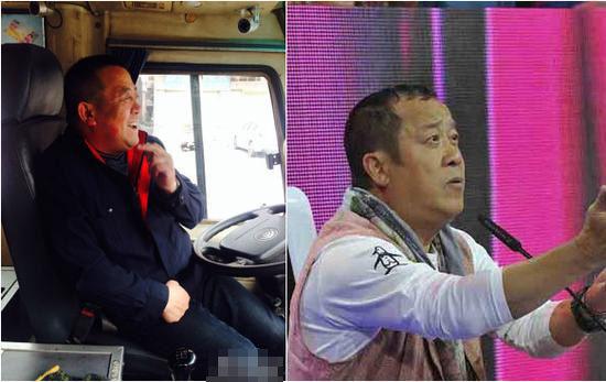 公车司机撞脸曾志伟 曾宝仪直呼:真的像耶资讯生活